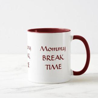 Mama BRUCH-ZEIT Tasse