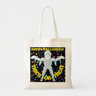 Mama-Halloween-Taschen-Tasche Budget Stoffbeutel