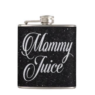 Mama-Saft-frecher Mädchen-Nachtheraus Spaß Flachmann