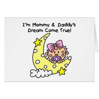 Mama und die Traumt-shirts und die Geschenke des Karte