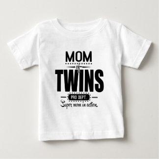 Maman des jumeaux pro Dept. Super Mom dans Tee-shirts