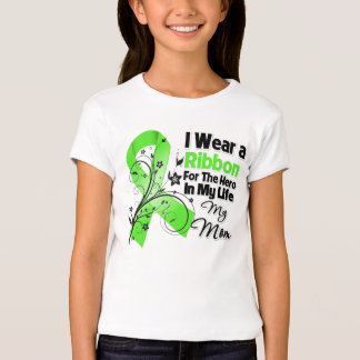 Mamma-Held in meinem Leben-Lymphom-Band T-Shirt