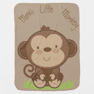 Mamma-kleiner Affe Puckdecke