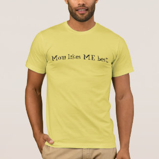 Mamma mag MICH Bestes T-Shirt