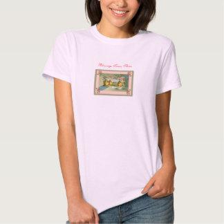 Mamma von drei, Dreiergruppe-T - Shirt fertigen