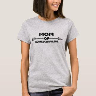 Mamma von Homeschoolers T-Shirt