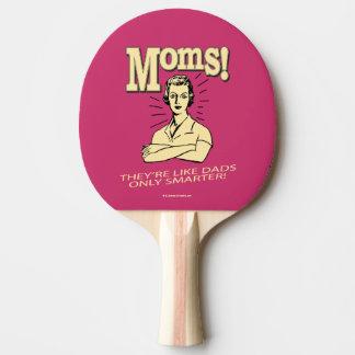 Mammen: Wie die Vatis nur intelligenter Tischtennis Schläger