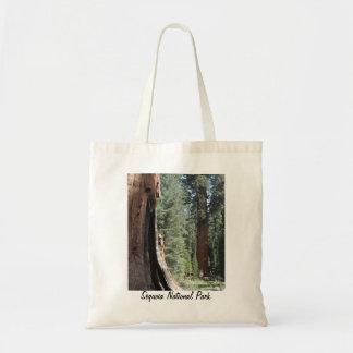 Mammutbaum-Nationalpark General-Sherman Tree- Tragetasche
