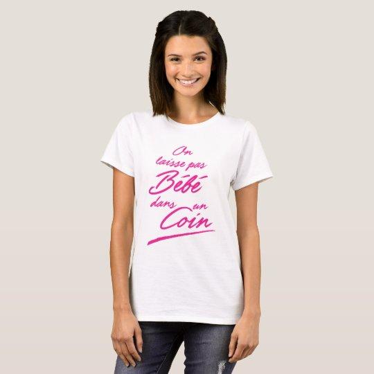 Man lässt bb… T-Shirt