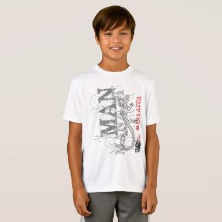 Mana Atua - Power von den Göttern (weißer T - T-Shirt