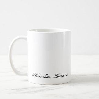 Manchac, Louisiana Kaffeetasse
