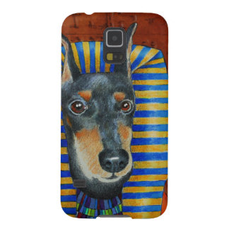 Manchester Terrier Egyption Pharoah Hülle Fürs Galaxy S5