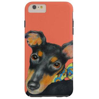 Manchester Terrier Tough iPhone 6 Plus Hülle