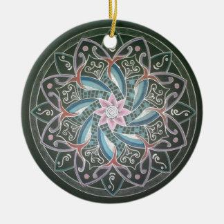 Mandala Deepsee Energy painting Keramik Ornament