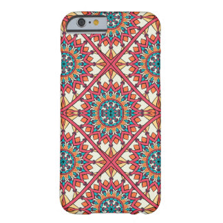 Mandala iPhone 6/6s, kaum dort Telefon-Kasten Barely There iPhone 6 Hülle