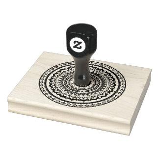 Mandala ließ SeeSet Sie frei Gummistempel