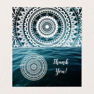 Mandala ließ SeeSet Sie frei Karte