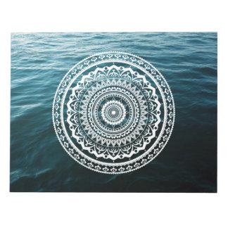 Mandala ließ SeeSet Sie frei Notizblock