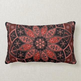 Mandala-orientalisches Lendenkissen