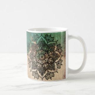 Mandala-Tasse Kaffeetasse