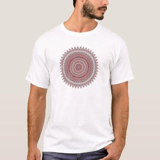 Mandalablau T-Shirt