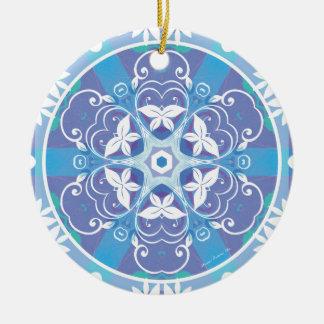 Mandalas vom Herzen der Freiheit 10 Geschenke Keramik Ornament