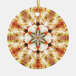 Mandalas vom Herzen der Freiheit 20 Geschenke Rundes Keramik Ornament