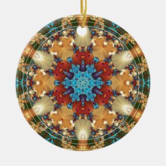 Mandalas vom Herzen der Freiheit 23 Geschenke Keramik Ornament