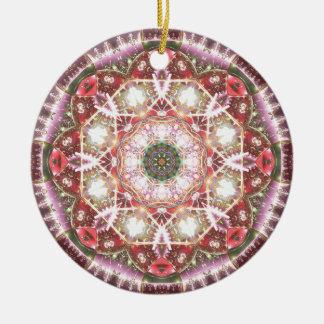 Mandalas vom Herzen der Freiheit 26 Geschenke Keramik Ornament