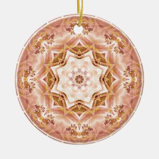Mandalas vom Herzen der Freiheit 8 Geschenke Keramik Ornament