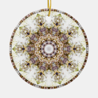 Mandalas vom Herzen der Freiheit 9 Geschenke Keramik Ornament