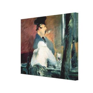 Manet | das Bar, 1878-79 Leinwanddruck
