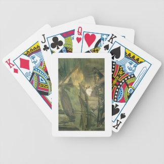 Manet | der Fischer, c.1861 Bicycle Spielkarten