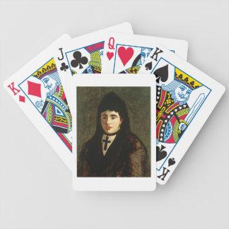 Manet | der Spanier Bicycle Spielkarten