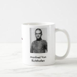 Manfred, Manfred, Manfred Von Richthofen Kaffee Tasse
