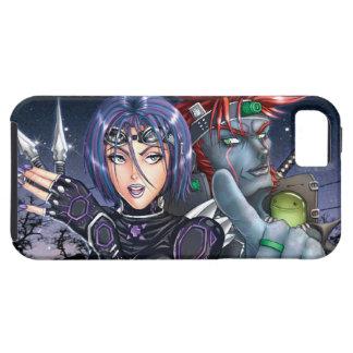 Manga Krieger iPhone 5 Etuis