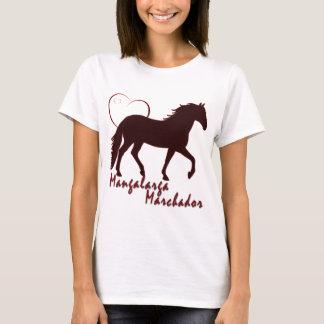 Mangalarga Marchador Herzen T-Shirt