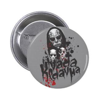 Mangeur Avada Kedavra de la mort Badge Rond 5 Cm