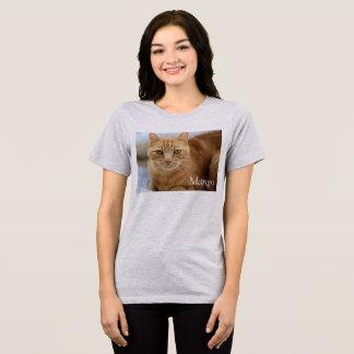 Mango - das T-Stück der entspannten Sitz-Frauen T-Shirt