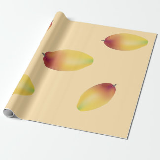 Mango-Packpapier Geschenkpapierrolle