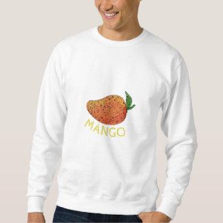 Mango-saftige Frucht-Mandala Sweatshirt