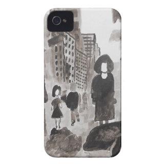 Manhattan abstraktes II Case-Mate iPhone 4 Hüllen