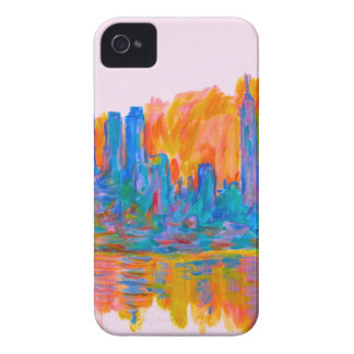Manhattan-Farbwelle iPhone 4 Case-Mate Hüllen