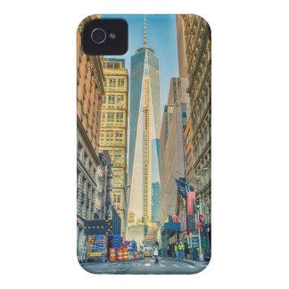 Manhattan New York New York City iPhone 4 Cover