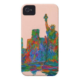 Manhattan-Schönheit iPhone 4 Case-Mate Hülle