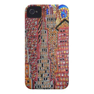 MANHATTAN-SKYLINE Case-Mate iPhone 4 HÜLLE