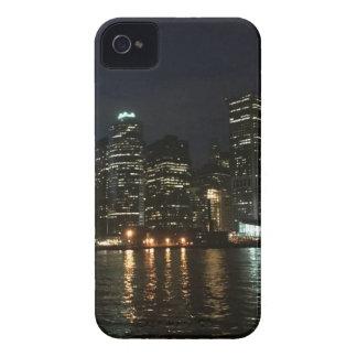 Manhattan-Skyline iPhone 4 Hülle
