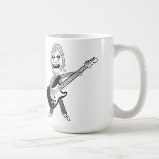Maniac SchwermetallTasse Kaffeetasse