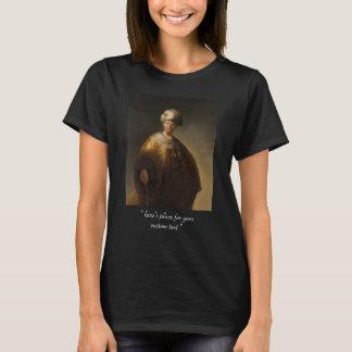 Mann im orientalischen Kostüm, durch Rembrandt Van T-Shirt