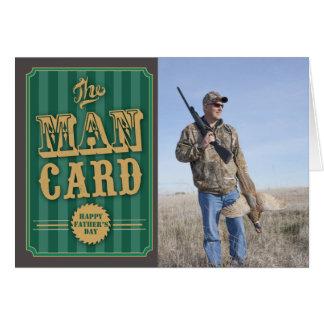 Mann-Karte Karte